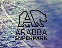 Arabba Superpark Logo