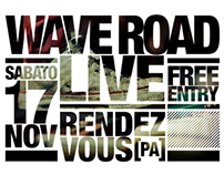 Wave Road Live