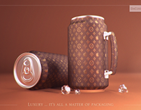 Luxury ... it's all a matter of packaging