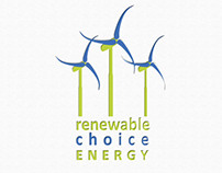 Renewable Choice Energy: Rebranding