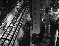 The Escalator: A Liquid Journey