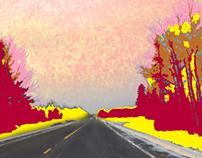 Sunday Drive: Experimental Film