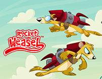 Rocket Weasel - iOS/Android app