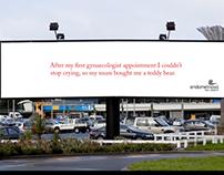 Endometriosis advertising brief