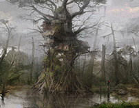 ASSASSIN´S CREED 3: Liberation Concept Art ( Part 1)