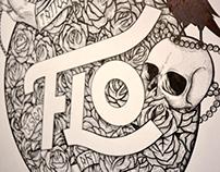 "Illustration ""FLO"""