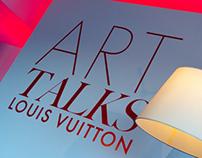 Art Talks Louis Vuitton