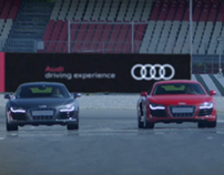 AUDI DRIVING EXPERIENCE 2012