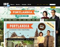 Web Design: Portlandia Season Three