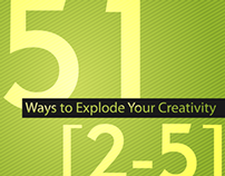 51 Ways to Explode Your Creativity [2-5]
