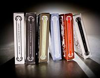 Smoke & Mirrors: Luxury Playing Cards