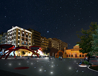 Ag. Sofias Competition-O3 open group for architecture
