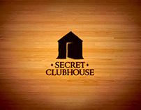 Branding Design: Secret Clubhouse