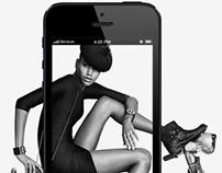 H&M iOS 7 App Concept
