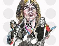 """Rhoads Show"" Guitar World Magazine (April 2015)"
