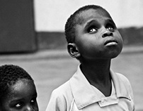 LIVING WITHOUT LIGHT - Blindschool, Maroua, Cameroon.