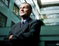 Eddy D'Hertoge, KBC Securities Hungary