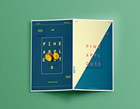 Pineapple Cuts prints