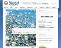 USGBC Missouri Gateway Website: Elements of Green