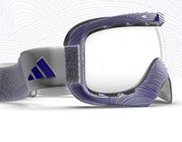 ADIDAS - Ski Goggles