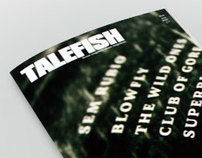 Talefish – A magasine about magazines
