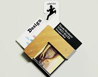 Readme Magazine Rack