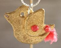 Brass with life - jewelry