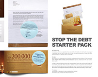 Stop The Debt Direct Mail