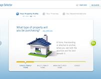 USAA Mortgage Selector