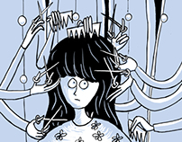 A Hairy Tale: The Comic Book Project