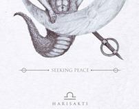 SEEKING PEACE (POSTER)