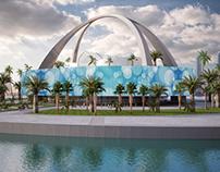 """Build Qatar Live 2012"" contest, Museum of Architecture"