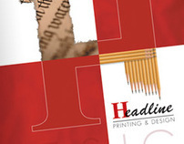 HeadLine Company Profile & Web Site