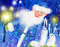 Father Frost - Red nose)