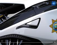 2025 CHP vehicle