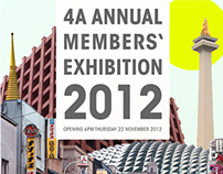4A Annual Members' Exhibition