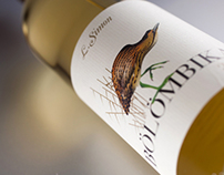 Wine labels for L.Simon Winery
