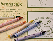 Beanstalk Menu and Products