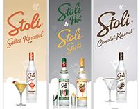 Grooveshark: Stoli Product Launches