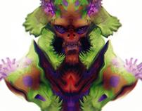 Creature & Alien Portraits v.2