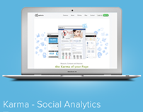 Karma - Social Analytics