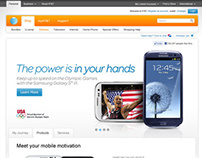 AT&T Landing Pages