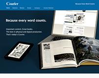 Web Design- Courier.com