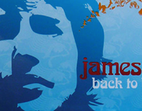 James Blunt 'Back To Bedlam'