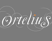 MAPDIVA: Ortelius Logotype