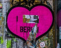 Ich ... Berlin.