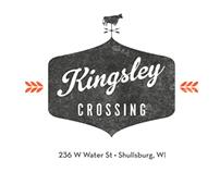 Kingsley Crossing Branding