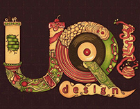 Uq! Design studio logo