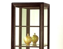 Moser Sabina Collection: Glass Case
