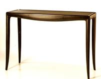 Moser Sabina Collection: Hall Table